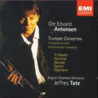 ANTONSEN, Ole Edvard: Trumpet Concertos