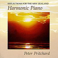普里查德,彼得:为新西兰谐波钢琴而作的沉思曲 PRITCHARD, Peter: Reflections for the New Zealand Harmonic Piano