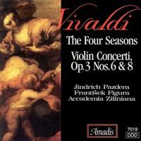 维瓦尔迪:四季/小提琴协奏曲,作品3、作品6和作品8 VIVALDI: 4 Seasons (The) / Violin Concertos, Op. 3, Nos. 6 and 8
