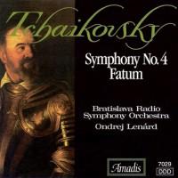 柴科夫斯基:F小调第四交响曲/命运(根据R.R.肖林改编) TCHAIKOVSKY: Symphony No. 4 / Fate (reconstructed by R. R. Shoring)