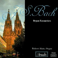 巴赫,J.S.:管风琴名曲 BACH, J.S.: Organ Favourites