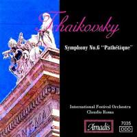 """柴科夫斯基:B小调第六交响曲,作品74,""""悲怆"""" TCHAIKOVSKY: Symphony No. 6,"""