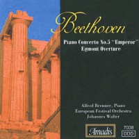 "贝多芬:降E大调第五钢琴协奏曲,""皇帝""/爱格蒙特序曲 BEETHOVEN: Piano Concerto No. 5,"