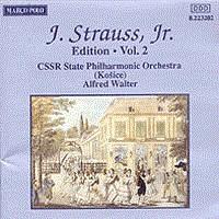 施特劳斯,小约翰:专辑系列-第2辑 STRAUSS II, J.: Edition - Vol.  2