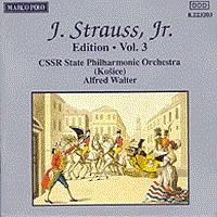 施特劳斯,小约翰:专辑系列-第3辑 STRAUSS II, J.: Edition - Vol.  3