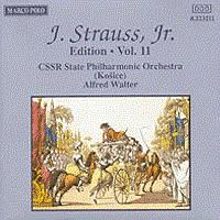 施特劳斯,小约翰:专辑系列-第11辑 STRAUSS II, J.: Edition - Vol. 11