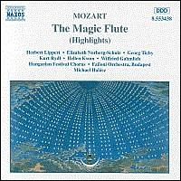 莫扎特: 歌剧《魔笛》选萃