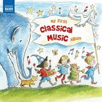 我的第一张古典音乐专辑