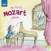 我的第一张莫扎特专辑
