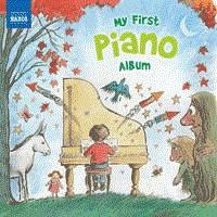 我的第一张钢琴专辑