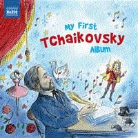 我的第一张柴科夫斯音乐专辑