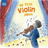 我的第一张小提琴曲专辑