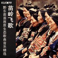 苗岭飞歌:黔东南苗族原生态歌曲音乐精选 Folk Songs of the Miao Ethnic Minority  in Guizhou