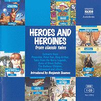 经典名著中的英雄女杰 Heroes and Heroines from Classic Tales (Junior)
