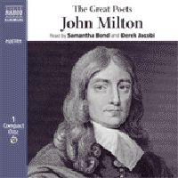 米尔顿:伟大的诗人 MILTON: Great Poets (The)